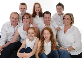 Family Group Photographs and Portraits